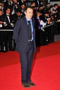 Elie Semoun at the premiere of