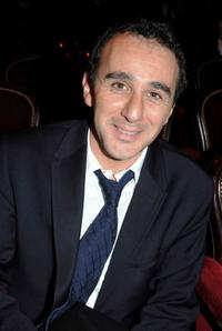 Elie Semoun at the Cesar Film Awards 2008.