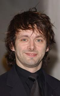 Michael Sheen at the Evening Standard Theatre Awards.
