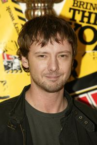 John Simm at the NME Awards 2004.