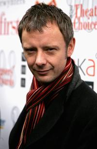 John Simm at the Theatre Goer's Choice Awards Shortlist Announcement.