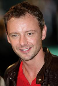 John Simm at the premiere of
