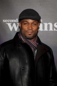 Chris Spencer at the premiere of