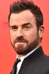 Justin Theroux at the premiere of