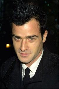 Justin Theroux at the National Board of Review Awards gala.