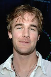 James Van Der Beek at the Stephen Tobolowsky's Birthday party and DVD release.