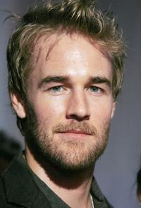 James Van Der Beek at a private performance of Cirque Du Soliel's