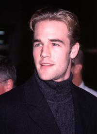 James Van Der Beek at the Los Angeles premiere of