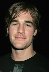 James Van Der Beek at the Hollywood after party premiere of
