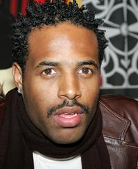 Shawn Wayans at the Los Angeles promotion of