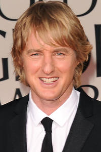 Owen Wilson at the 69th Annual Golden Globe Awards in Beverly Hills.