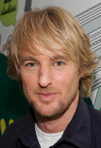 Owen Wilson at MTV Studios in New York City.