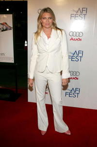 Peta Wilson at the AFI FEST.