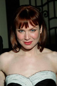 Renee Zellweger at the 2005 'Mr. Abbott' Awards in New York City.