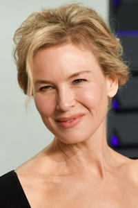 Renee Zellweger at the 2019 Vanity Fair Oscar Party in Beverly Hills, California.