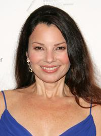 Fran Drescher at the New Line Cinema's 40th Anniversary celebration.