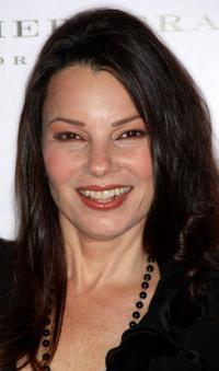 Fran Drescher at the Inaugural Avant-Garde Gala.