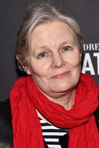 Mary Harron at the New York premiere of