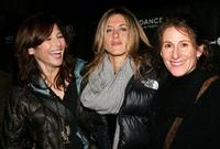 Catherine Keener, Jennifer Aniston and Nicole Holofcener at the opening night premiere of