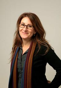 Nicole Holofcener at the 2010 Sundance Film Festival.