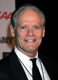 Fred Dryer at the opening of