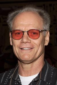 Fred Dryer at the premiere of