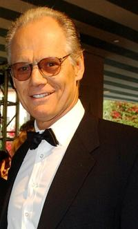 Fred Dryer at the Vanity Fair Oscar Party.