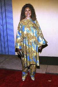 Ja'net DuBois at the 13th Annual Pan African Film and Arts Festival Opening Night Gala.