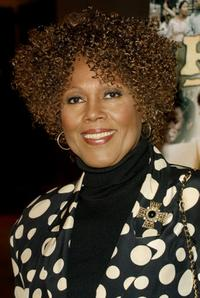 Ja'net DuBois at the screening of the 25th Anniversary of
