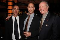 Producer Greg O'Connor, Gavin O'Connor and Jon Voight at the after party of the New York premiere of