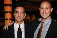 Producer Greg O'Connor and Gavin O'Connor at the after party of the New York premiere of