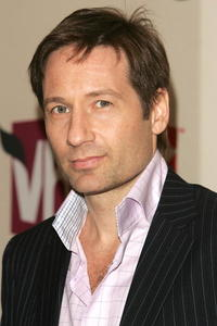 David Duchovny at the 'Save The Music: A Concert To Benefit The VH1 Save The Music Foundation' in New York City.