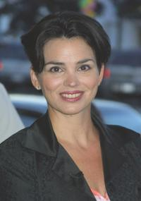 Karen Duffy at the private screening of