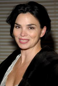 Karen Duffy at the special screening of