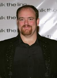 John Carter Cash at the premiere of