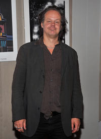 Larry Fessenden at the New York premiere of