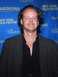 Larry Fessenden at the premiere of