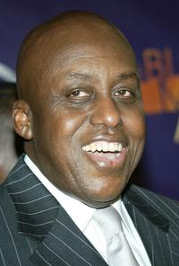 Bill Duke at the 2005 Black Movie Awards at the Wiltern Theater.