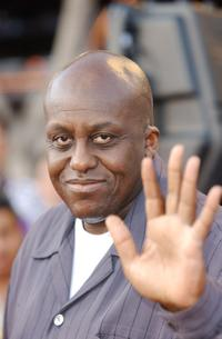Bill Duke at the world premiere of