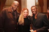 Bill Duke, Kasi Lemmons and Vondi Curtis Hall at the Chrysler LLC Sixth Annual Behind the Lens Award.