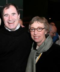 Richard Kind and Robin Duke at the Second City Celebrates 50 Years of Funny in Chicago.