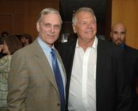 Keir Dullea and Gary Lockwood at the 40th Anniversary screening of