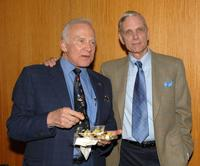 Buzz Aldrin and Keir Dullea at the 40th Anniversary screening of