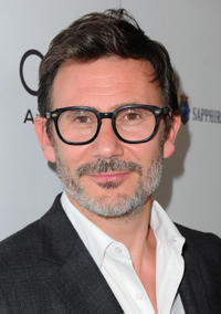 Michel Hazanavicius at the red carpet of California premiere of