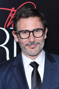 Michel Hazanavicius at the New York premiere of