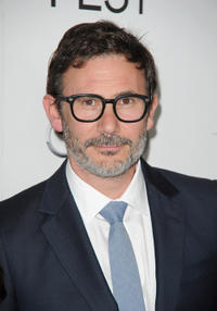 Michel Hazanavicius at the premiere of
