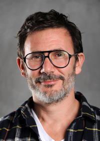 Michel Hazanavicius at the portrait session of