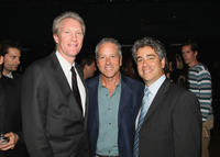 Chris McGurk, David Hoberman and Danny Rosett at the after party of the premiere of