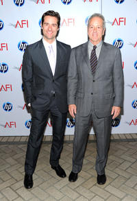 Todd Lieberman and David Hoberman at the Eleventh Annual AFI Awards.