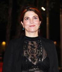Agnes Jaoui at the premiere of